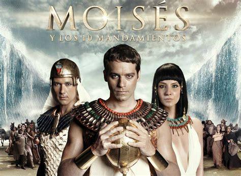 www novela moises y los diez mandamientos tvn tvn twitter