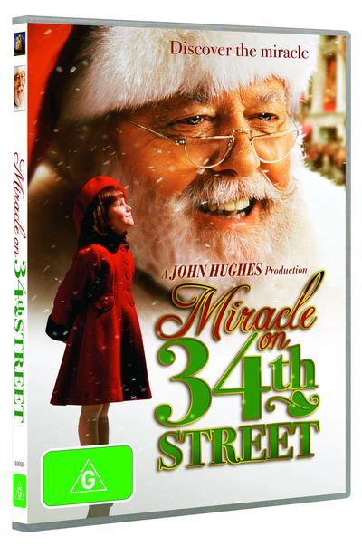 Miracle On 34th St 1994 Free 20th Century Fox Au Miracle On 34th 1994 Remake