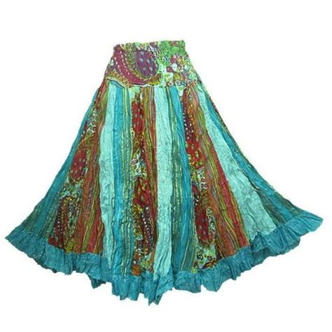 Patchwork Hippie Skirts - 25 best ideas about patchwork skirts on