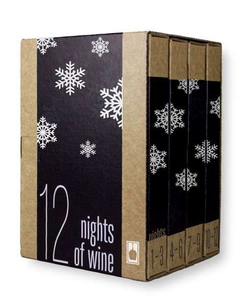 Wine Advent Calendar All We Want For Is This Wine Advent Calendar