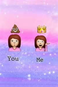 Emoji queen quotes