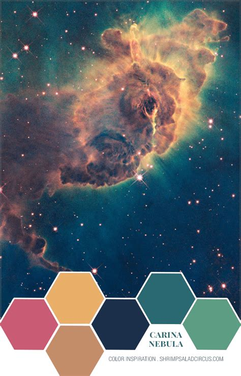 color inspiration hubble telescope image color inspiration