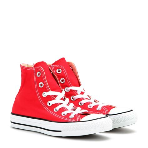converse chuck all high top sneakers lyst converse chuck all high top sneakers in