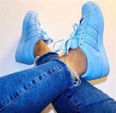 Adidas Supercolor Blue shoes adidas supercolor adidas superstars superstar