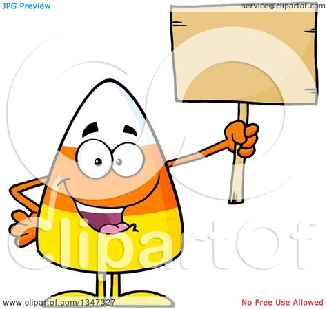 Clipart of a Cartoon Halloween Candy Corn Character ... About:blank Free Halloween Clipart