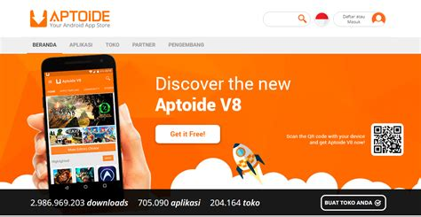 aptoide apk 8 0 2 0 untuk android cara download aplikasi berbayar menjadi gratis free android