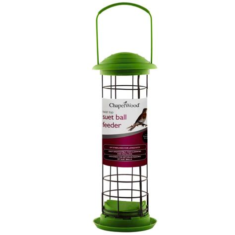 chapelwood twist top suet ball feeder 95in on sale fast