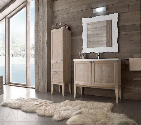mobili abete naturale mobile bagno base piedi terra diamante dm6 abete naturale