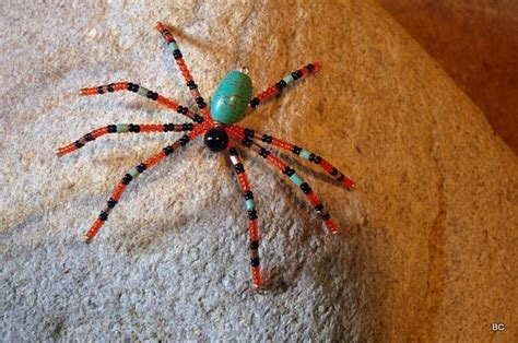 beaded spider crafts diy projects
