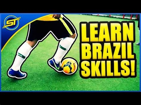 football skills tutorial skill how to get past a player football skill tutorial 13 quot brazil skills quot ronaldo