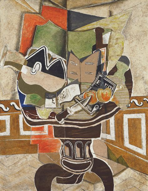 braque collage georges braque and the cubist still 1928 1945 at