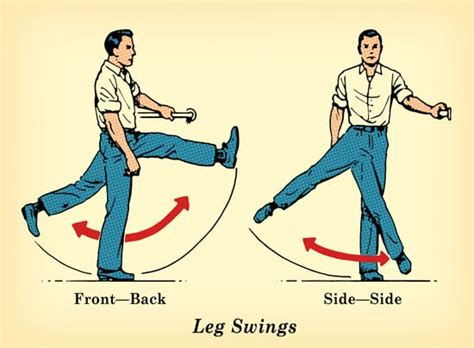 leg swing exercise 7 simple exercises that undo the damage of sitting the
