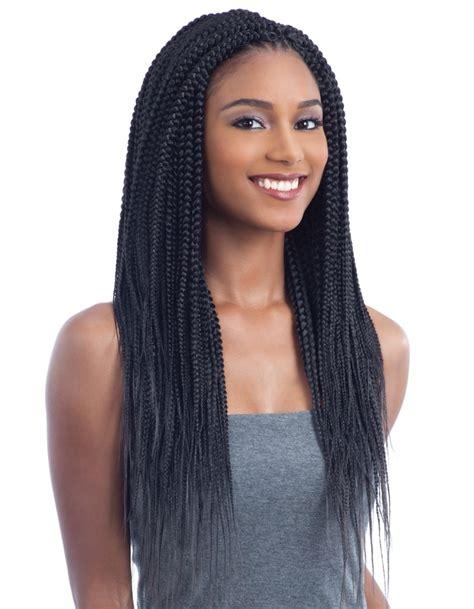 pre twist braiding hair freetress crochet braid 2x pre stretched nigerian braid 20