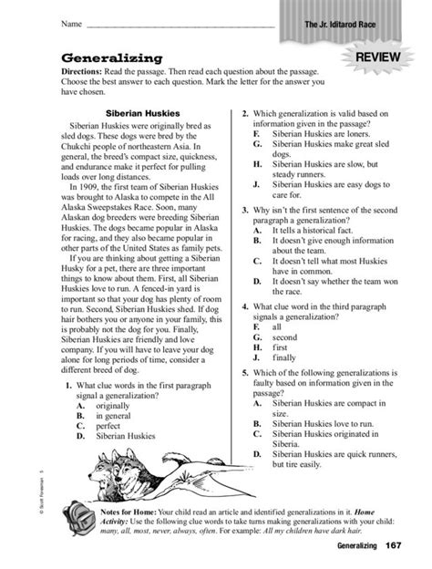 generalizations worksheets for 5th grade generalization worksheets 5th grade worksheets for all