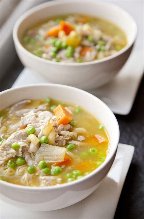 chicken soup pressure cooker