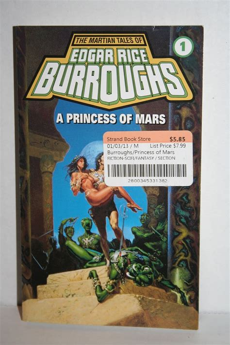 a princess of mars books review a princess of mars by edgar rice burroughs