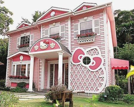 hello kitty houses 24 weird and funny houses