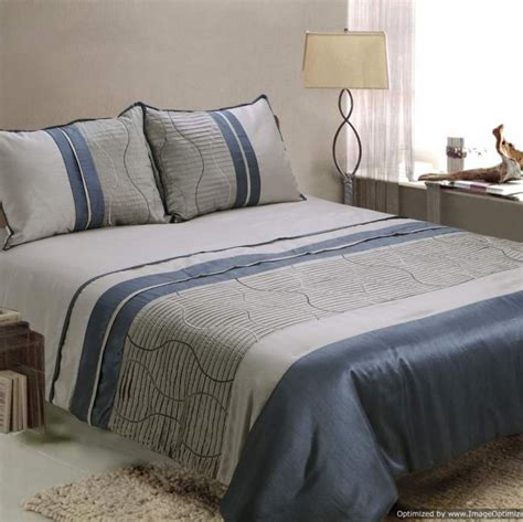 blue and grey comforter sets king size blue and gray