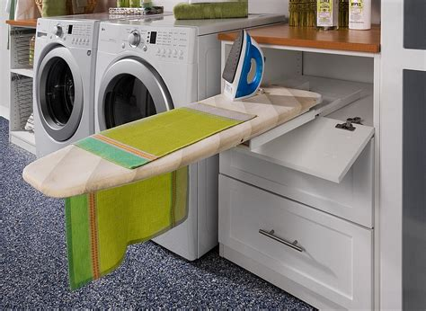 25 Space Saving Multipurpose Laundry Rooms Pull Out Laundry