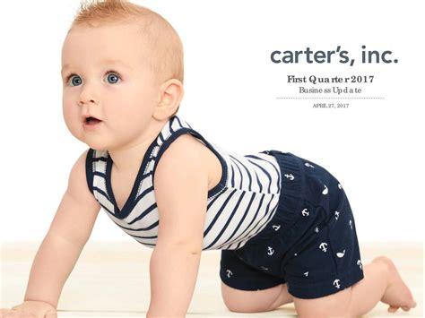 carter s carter s inc 2017 q1 results earnings call slides