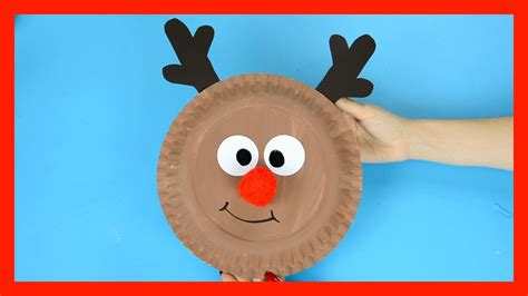 childrenss reindeer christmas crafts images reindeer paper plate craft crafts for