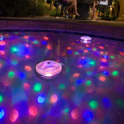 pond fountain with lights swimming pool fountain with lights backyard design ideas