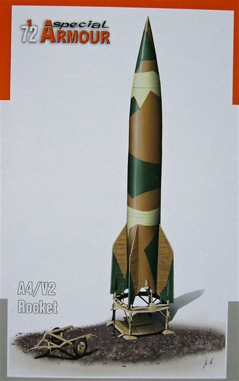 v2 the a4 rocket from peenemunde to redstone books 1 72 a4 v2 rocket 5x camo