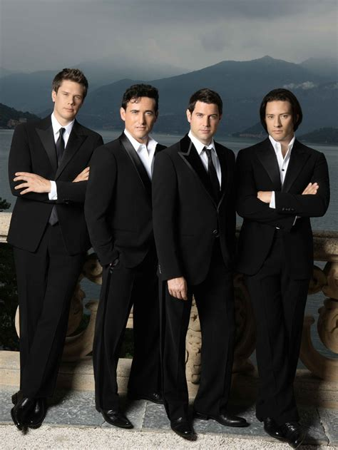 ll divo classic brit awards 2011 il divo artist of the decade