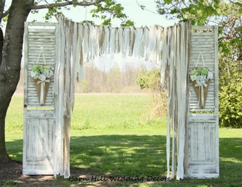 Wedding Backdrop Burlap by Wedding Curtains Backdrop Lace Wedding Garland Burlap