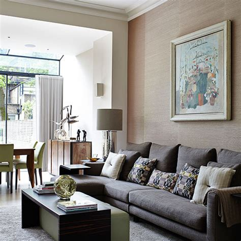 house tour living room firmly held take a tour around this stylish london home ideal home