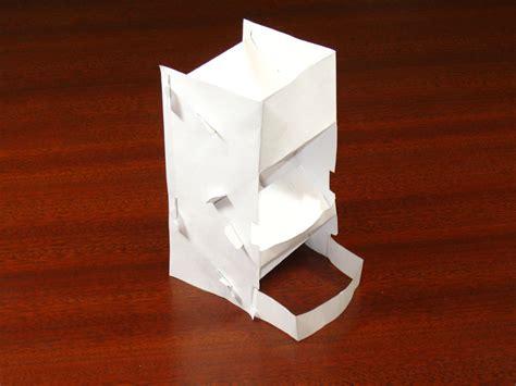 printable dice tower daily illuminator single page dice towers