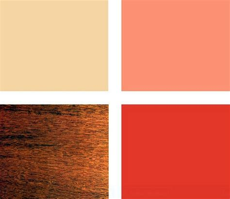 shades of bright orange 100 shades of bright orange 25 trendy dining rooms