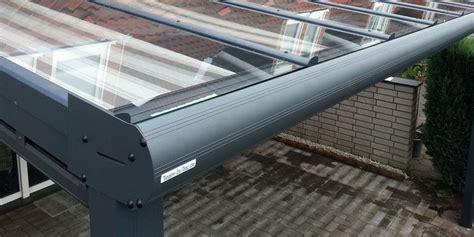 Terrassenüberdachung Alu Glas Mit Montage by Terrassen 252 Berdachung Team Is Tec Ihr Spezialist F 252 R
