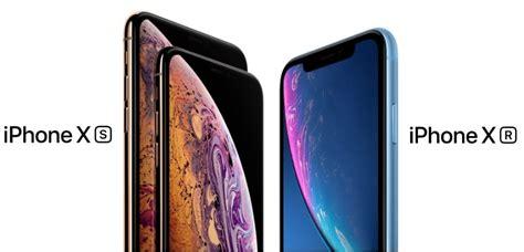 estas las diferencias entre el iphone xr y el iphone xs