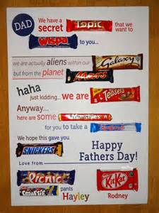 Thank You Letter Chocolate Gift chocolate bars bar gifts father s day gifts chocolate letters father