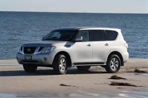 Nissan V8 New Car Review Nissan Patrol V8