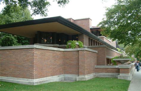 Prairie Style Architecture by Frank Lloyd Wright Le Plus Am 233 Ricain Des Architectes