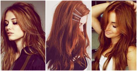 color cobrizo en el cabello rinc 243 n creativo 187 191 a qu 233 tono de piel le va bien el