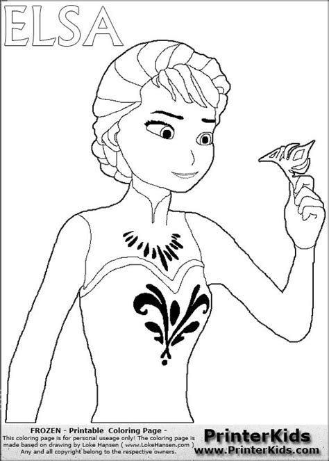 elsa coloring pages pdf 78 best images about frozen coloring on pinterest