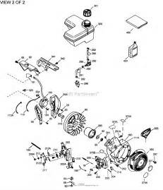 tecumseh ohh50 68043c parts diagram for engine parts list 2