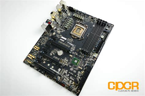 Motherboard Msi Z97 Gaming 7 review msi z97 gaming 7 lga 1150 motherboard custom pc