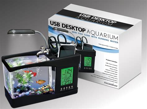 Usb Desktop Aquarium nemo goes high techie with the usb desktop aquarium new gizmo