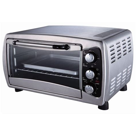 Countertop Oven Convection by Spt Stainless Convection Toaster Oven So 1006 The Home Depot