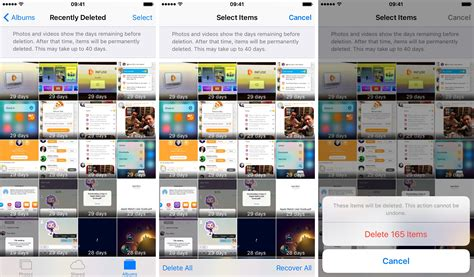 iphone cannot take photo take this step after deleting items in photos for