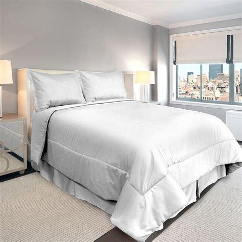 awesome modern elegant white fluffy bedding design ideas