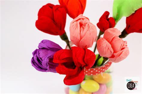 fiori carta crespa bambini fiori di carta 10 bellissimi tutorial lunadei creativi
