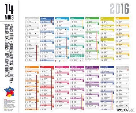 N H L Calendrier Calendrier Scolaire 36 Semaines Clrdrs