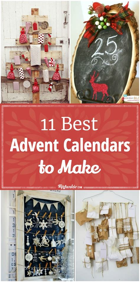 advent calendars to make 11 best advent calendars to make tip junkie
