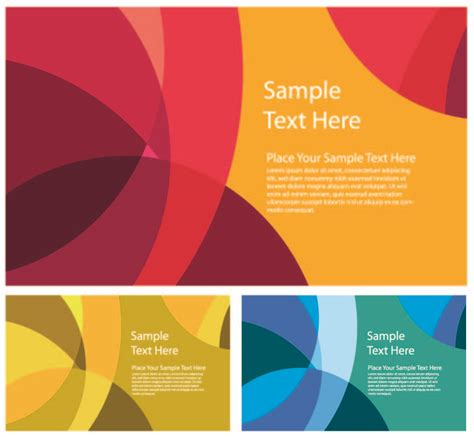color pattern vector free download abstract color patterns 03 vector free vector 4vector