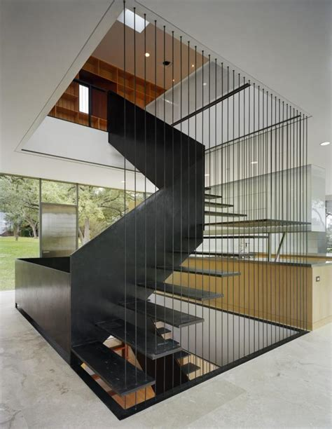 Steel Staircase Design Residential Design Inspiration Modern Railings And Guardrails Studio Mm Architect